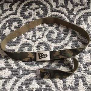 New Era Camo Belt